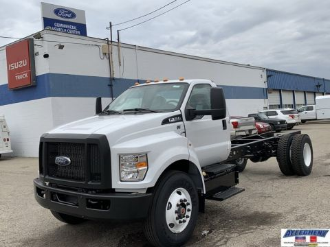 New 2019 FORD F-650 F650 Regular Cab