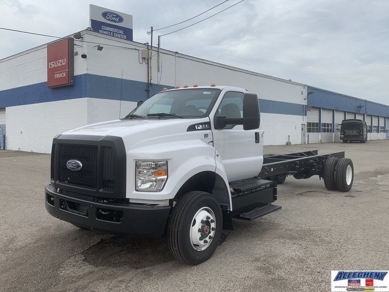New 2019 FORD F650 F6A