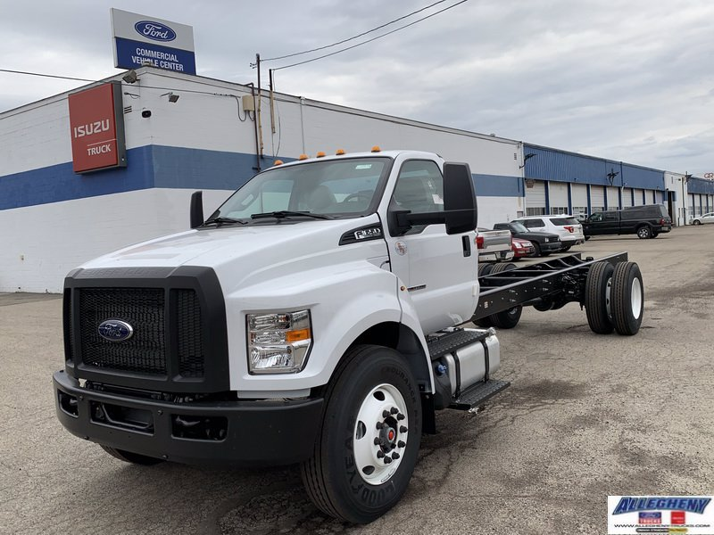 New 2019 Ford Medium Truck F-650 F6D
