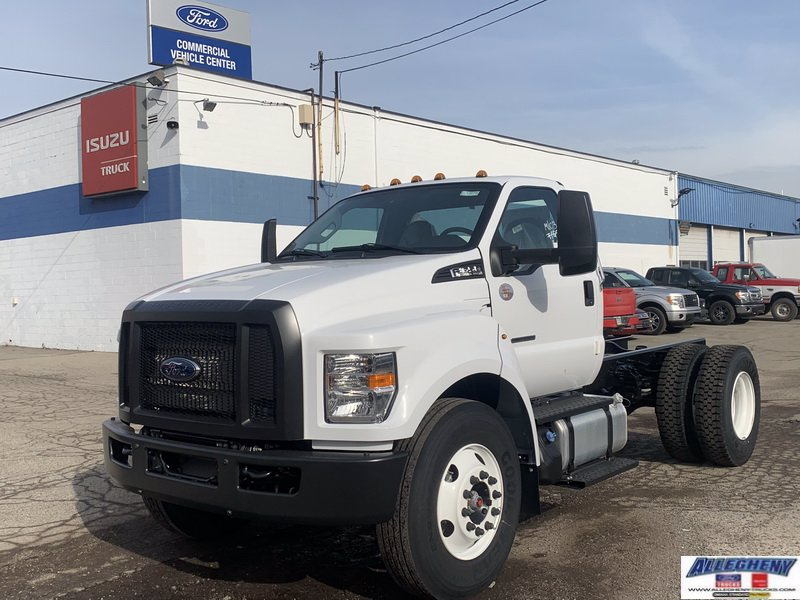 New 2019 Ford Medium Truck F-650