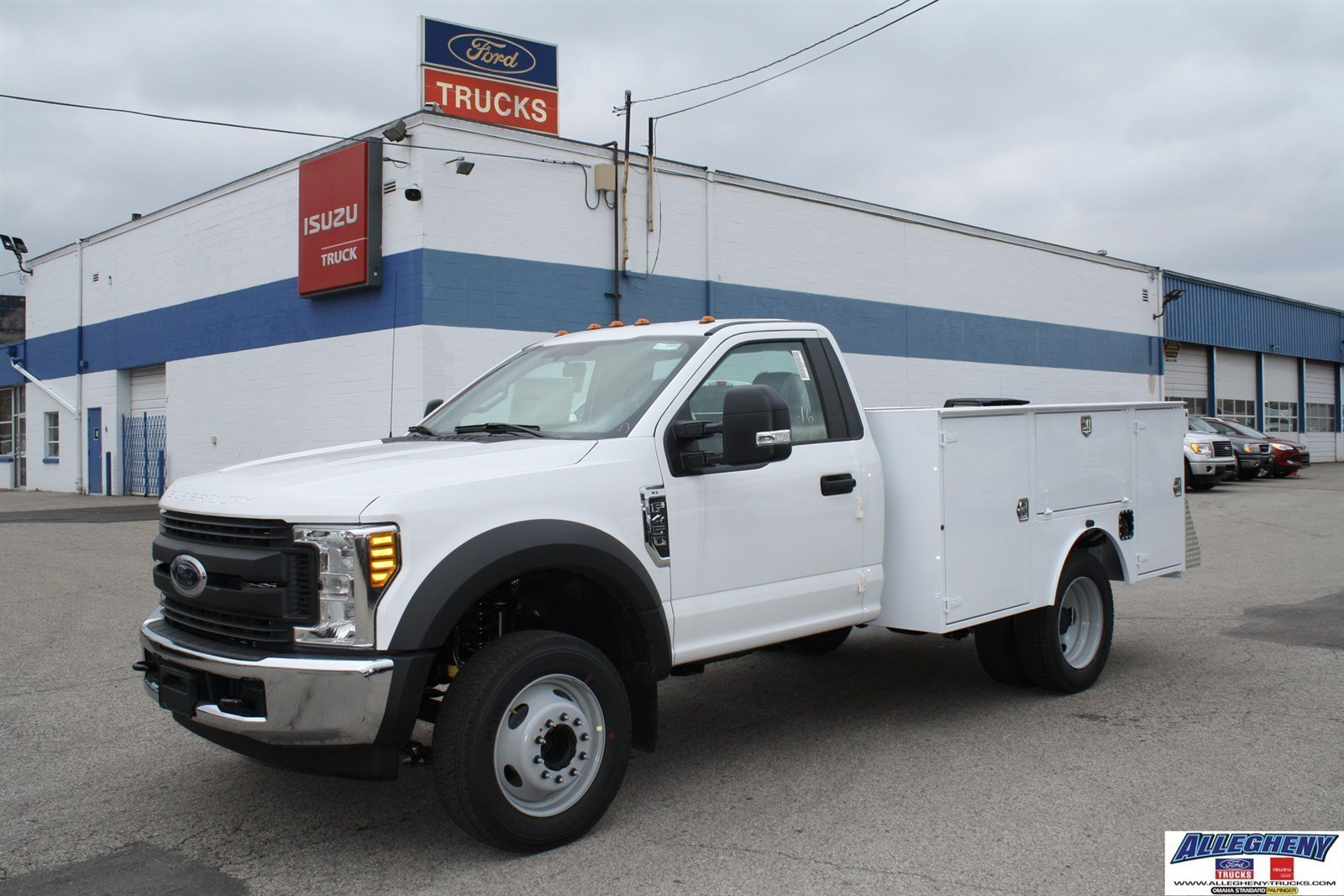 new 2017 ford super duty f 450 drw xl service body in pittsburgh 11465 allegheny ford truck sales. Black Bedroom Furniture Sets. Home Design Ideas