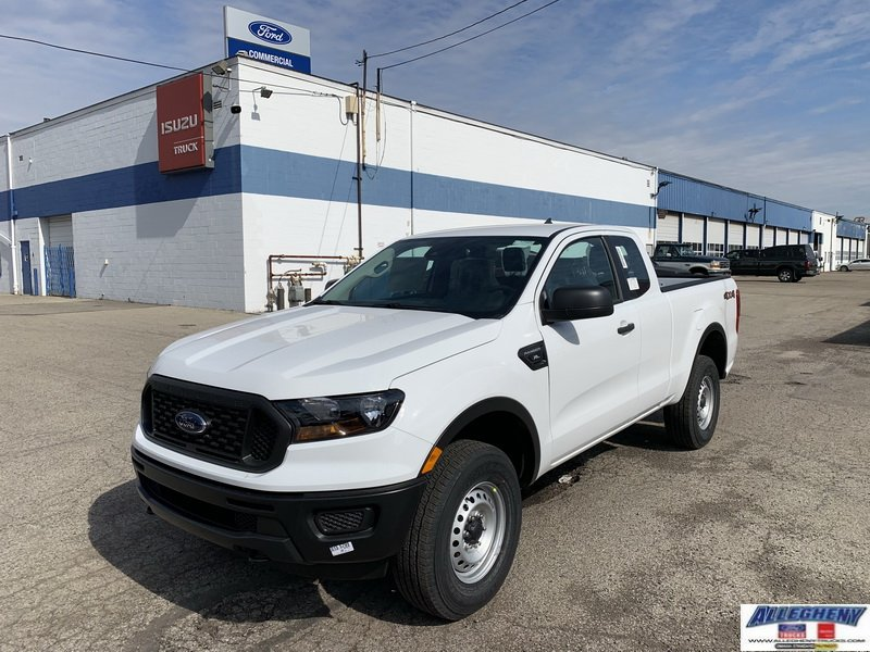 New 2019 Ford Ranger XL