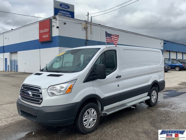 Ford Cargo Van For Sale >> Pre Owned 2018 Ford Transit Van T250 Full Size Cargo Van In