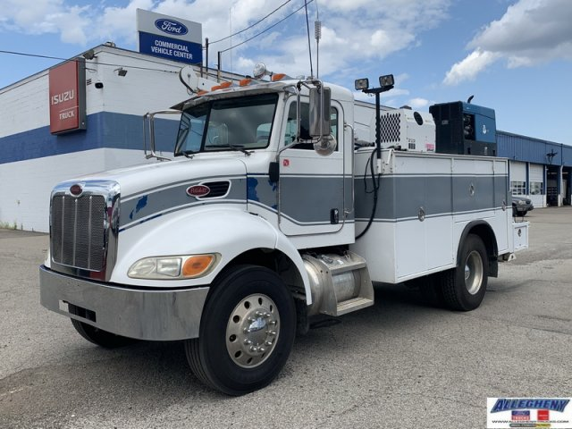 Used 2008 PETERBILT 335 4x2 Mechanics Body
