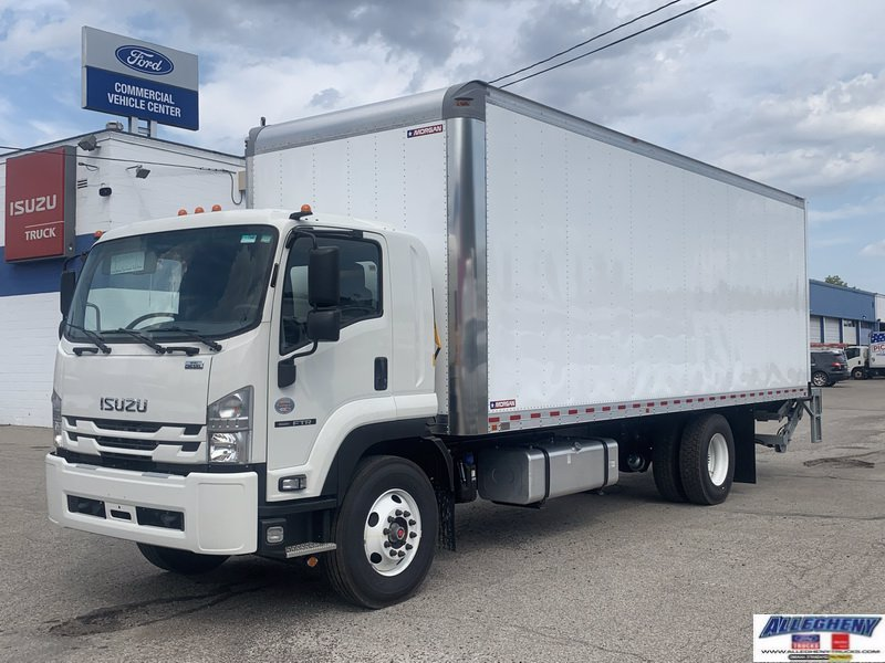 New 2020 ISUZU FTR