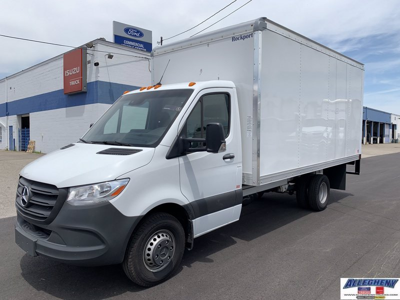 Pre-Owned 2019 Mercedes-Benz Sprinter Cab Chassis