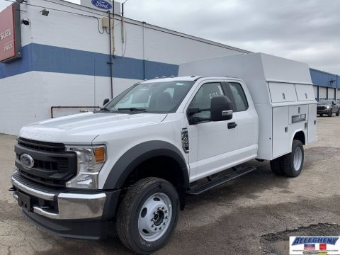New 2020 Ford Super Duty F-450 DRW XL