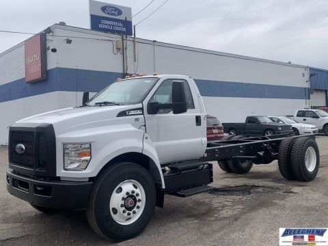 New 2019 Ford Medium Truck F650