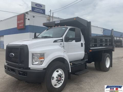 New 2019 FORD F-650 F6A