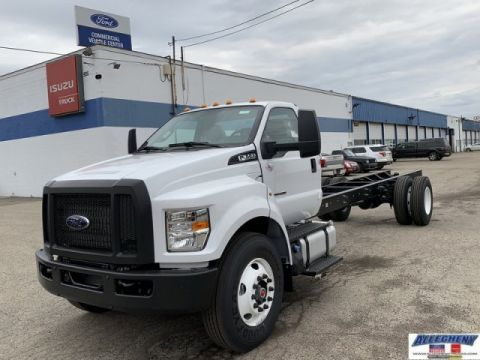 New 2019 FORD F-650 F6D