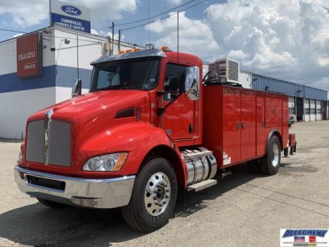 New 2019 KENWORTH T370