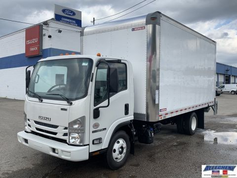 New 2020 ISUZU NPR HD